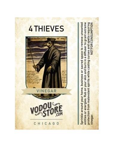 Vinaigre des Quatre Voleurs