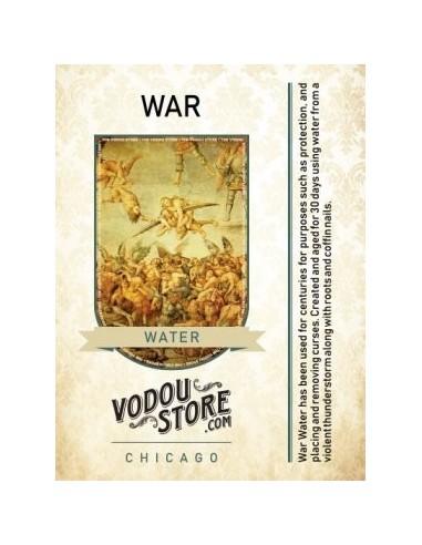 Eau de Guerre (War Water) - VodouStore