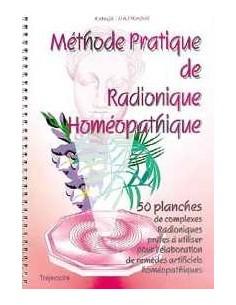 Méthode pratique radionique homéopathique - Dajafée & Winsfield