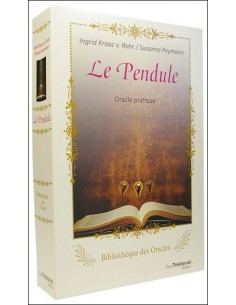 Le Pendule - Oracle pratique - Coffret - Ingrid Kraaz & Susanne Peymann