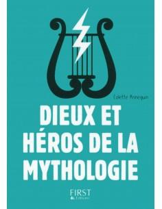 Petit livre de - Dieux et héros de la mythologie - Colette JOURDAIN-ANNEQUIN