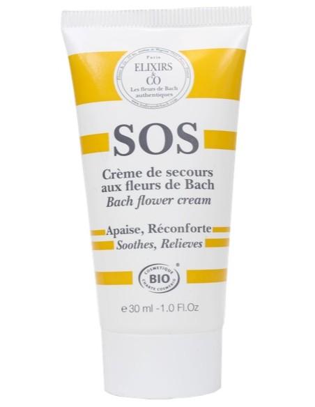 Crème SOS Docteur Bach 30 ml