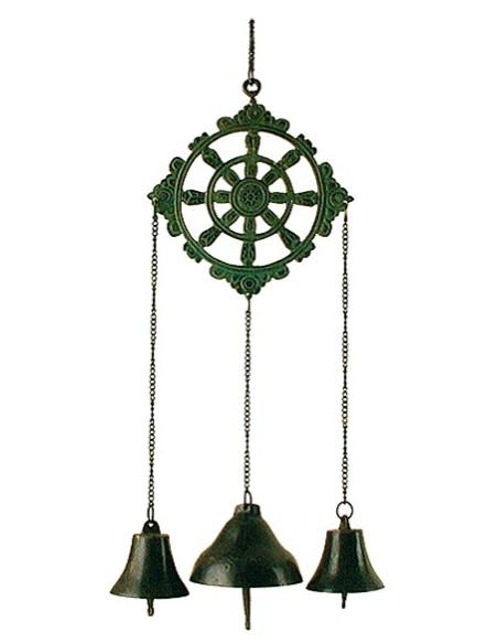 Carillon Tibétain roue