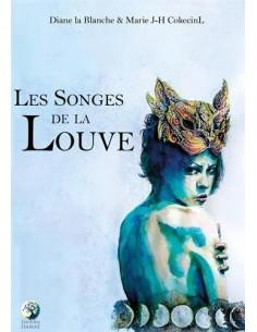 Les songes de la Louve - Marie J-H CokecinL & Diane La Blanche