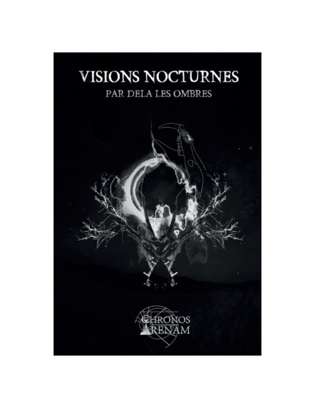 Visions nocturnes: Par delà les ombres - Asenath Mason