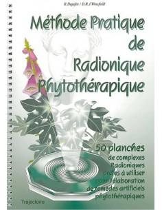 Méthode pratique radionique phytothérapique - Dajafée & Winsfield