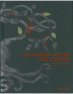 Les arbres sacrés des druides - Isabelle Frances (Illustrations) & Florence Laporte