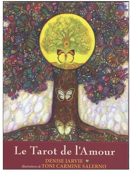 Le Tarot de l'Amour - Denise Jarvie & Toni Carmine Salerno