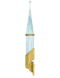 Carillon en bois