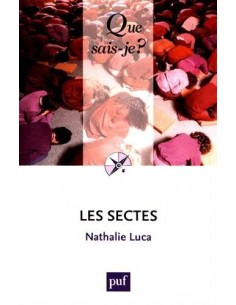 Les sectes - Nathalie Luca