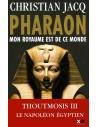 Pharaon, Mon royaume est de ce monde - Christian Jacq