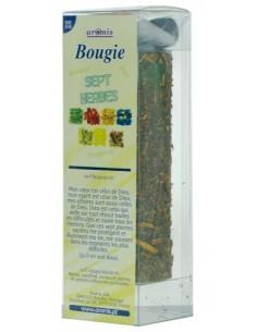 Grande Bougie Plantes 7 Herbes