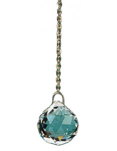 Pendule Boule Hypnotique Swarovski 30mm