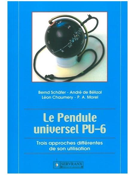 Pendule universel PU-6 - Bernd Schäfer, André de Bélizal, Léon Chaumery, P-A Morel