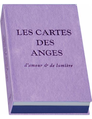 Les cartes des anges, d'amour et de lumière - Angela MCGERR