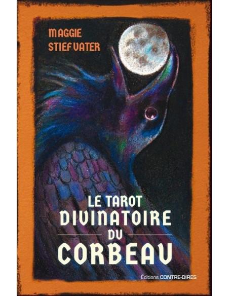 Le tarot divinatoire du corbeau : Avec 78 cartes Coffret - Maggie Stiefvater