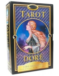 Tarot doré - Guide pratique - Marchetti C. & Moore B.