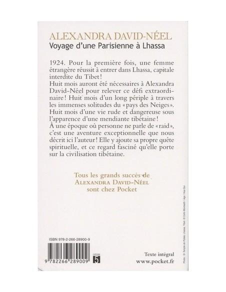 Voyage d'une parisienne à Lhassa - Alexandra David-Néel