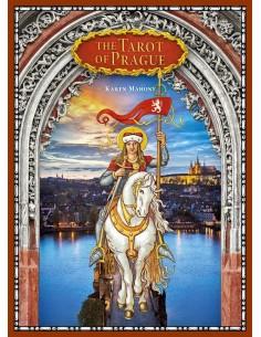 The Tarot of Prague companion book [anglais]