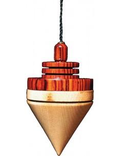 Pendule Architecte bois