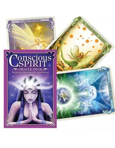 Conscious Spirit Oracle Deck [anglais]