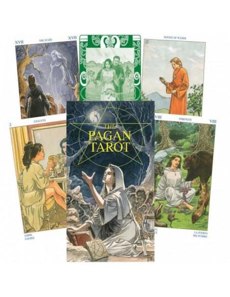 Tarot Païen - Pagan Tarot - Pace, Raimondo & Spadoni