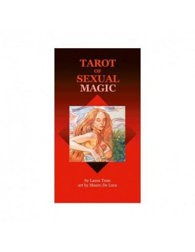 Tarot de la magie sexuelle - Laura Tuan & Mauro de Luca