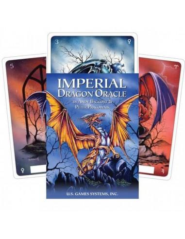 Imperial Dragon Oracle - Andy Baggott & Peter Pracownik