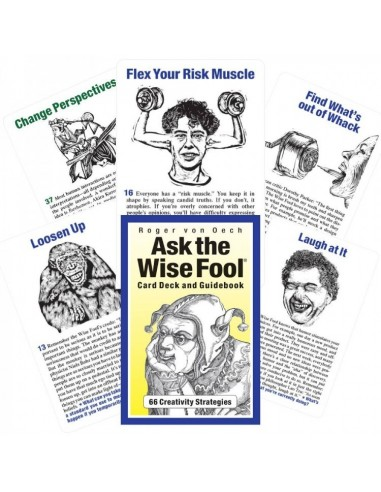 Ask the Wise Fool - Roger von Oech