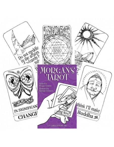 Morgan's Tarot - Morgan Robbins & Darshan Chorpash