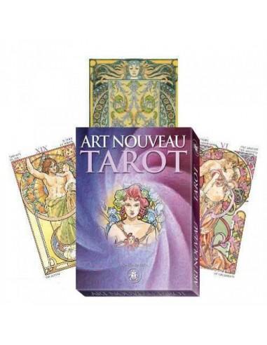 Tarot Art Nouveau (Grand Format) - Lunaea Weatherstone & Antonella Castelli