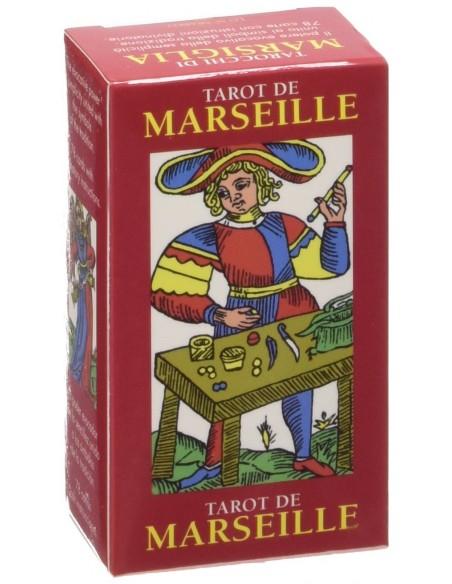 Mini Tarot de Marseille - Lo Scarabeo