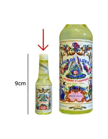 Florida Water Cologne 22 ml Etiquette dorée