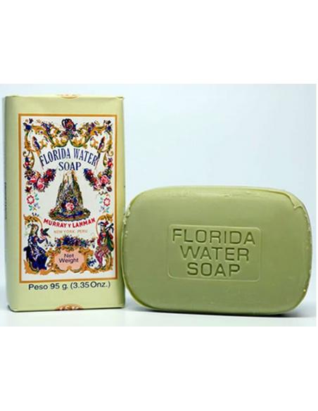 Agua de Florida 70 ml + Savon Florida 95 gr