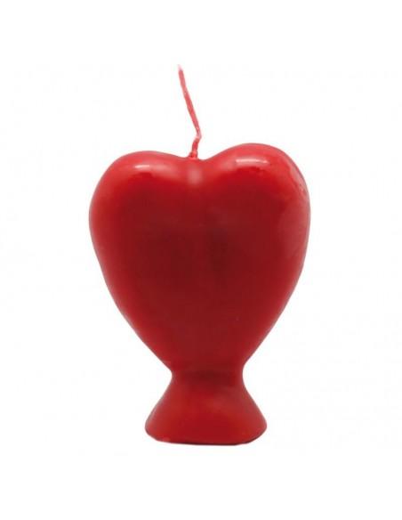 Bougie figurative - Coeur