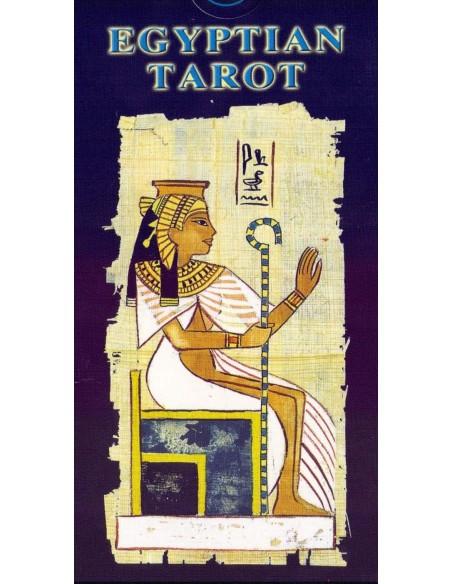 Tarot Égyptien - Egyptian Tarot - Silvana Alasia