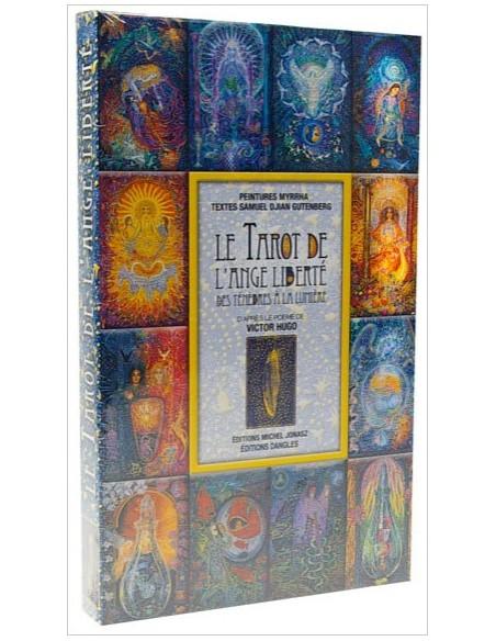 Le Tarot de l'Ange Liberté - Myrrha
