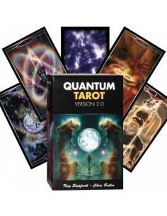 Quantum Tarot version 2.0 - Chris Butler & Kay Stopforth (Illustrations)