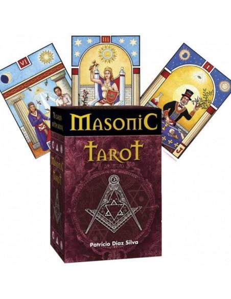 Tarot maçonnique - Diaz Silva, Patricio & Eduardo Patricio Diaz
