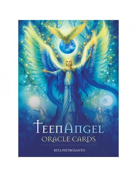 TeenAngel Oracle Cards - Rita Pietrosanto [anglais]