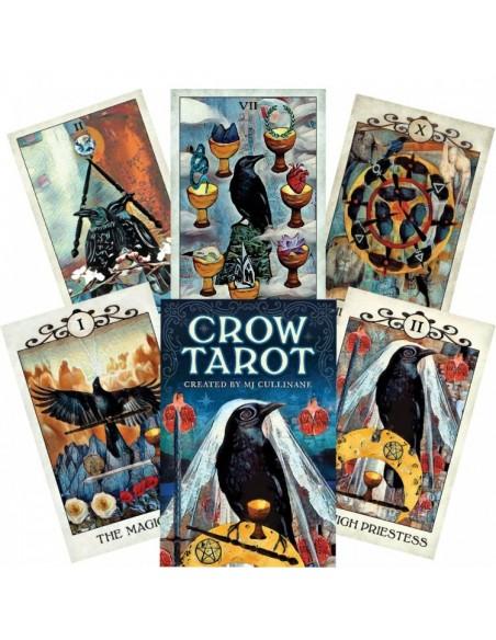 Crow Tarot - MJ Cullinane