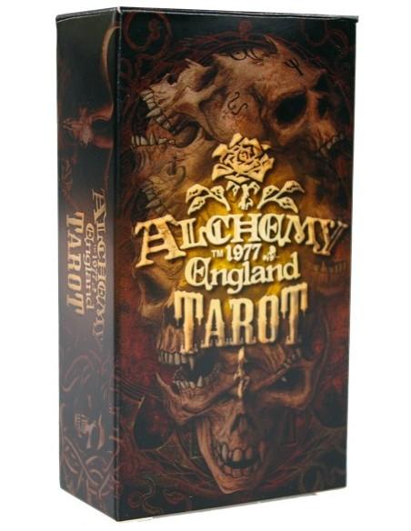 Alchemy England Tarot - 1977