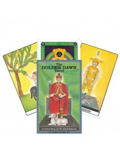 The Golden Dawn Tarot - Dr. Israel Regardie & Robert Wang