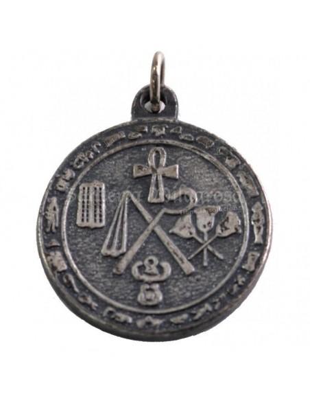 Amulette Monnaie égyptienne - Talisman de la vie 3.5 cm