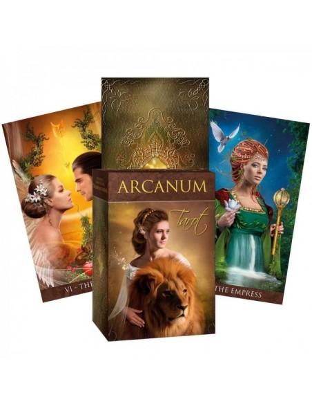 Arcanum Tarot – Renata Lechner
