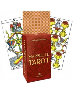 Marseille Tarot Professional Edition - Nicolas Conver, Anna Maria Morsucci & Mattia Ottolini