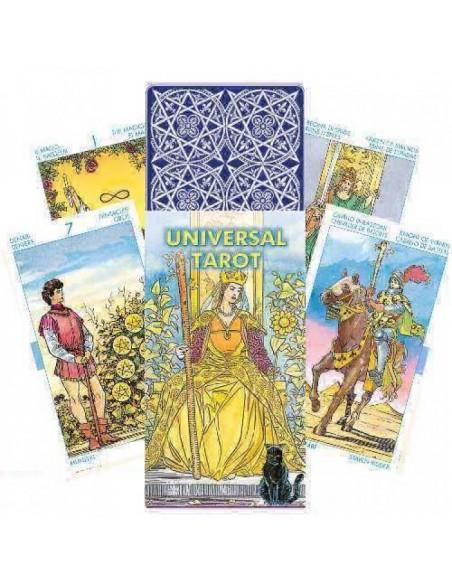 Tarot universel - Roberto de Angelis