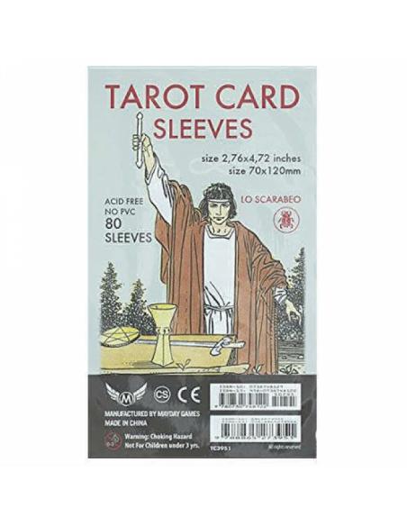 Etuis protecteurs pour cartes de tarot - Lo Scarabeo