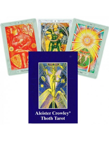 Tarot Thoth - Aleister Crowley