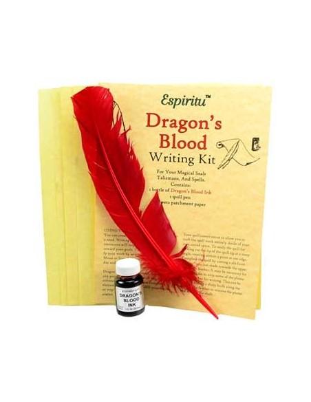 Kit d'écriture Sang de Dragon